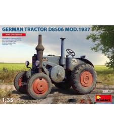 1:35 German Tractor D8506 Mod. 1937