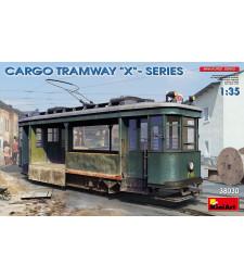 1:35 Товарен трамвай Х-серия (Cargo Tramway X-Series)