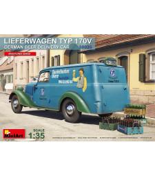 1:35 Немски Камион за Доставка на Бира Тип 170В