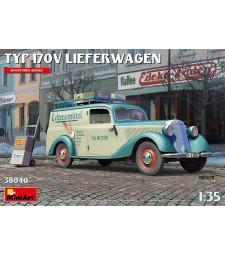 1:35 Германски товарен автомобил Typ 170V Lieferwagen