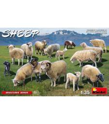 1:35 Овце - 15 фигури