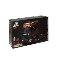 1:24 Камион SCANIA R730 ''BLACK AMBER''