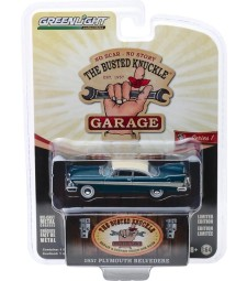 "1957 Plymouth Belvedere ""Busted Knuckle Garage Gas & Oils"" Solid Pack - Busted Knuckle Garage Series 1"