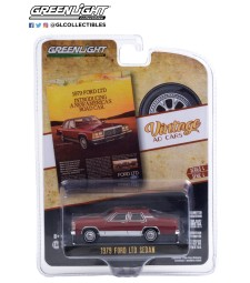 """Vintage Ad Cars Series 4 - 1979 Ford LTD Sedan """"Introducing A New American Road Car"""" Solid Pack"""