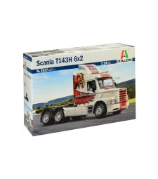 1:24 Класически камион влекач SCANIA T143H 6x2