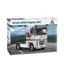 1:24 Камион влекач RENAULT MAGNUM AE500 (2001)