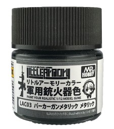 LAC-03 Parkergun Metallic (10 ml) Little Armory Color