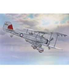 "1:72 Самолет Vickers Vildebeest Mk.IV ""Perseus Engine Vers"