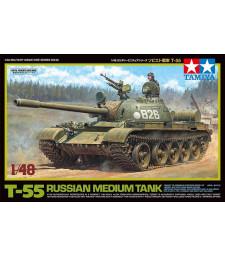 1:48 Съветски среден танк T-55