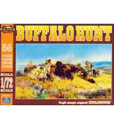 1:72 Лов на бизони