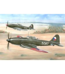 "1:48 Самолет Avia B-33 Czechoslovakian build II-10 ""Beast"""