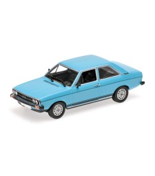AUDI 80 GT - 1972 - LIGHT BLUE