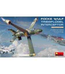 1:35 Германски изтребител Фокке-Вулф Трибфлюгел (Focke-Wulf Triebflugel Interceptor)