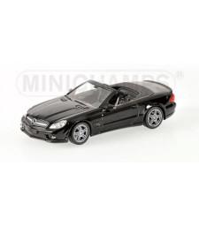 MERCEDES-BENZ SL63 AMG BLACK 2008 L.E. 1440 PCS