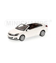 OPEL ASTRA TWINTOP CABRIOLET WHITE 2006 L.E. 768 PCS.