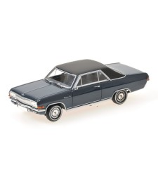 OPEL DIPLOMAT V8 COUPE - 1965 - BLUE