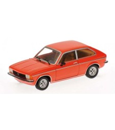 OPEL KADETT C CITY - 1978 - RED L.E. 1008 pcs