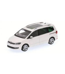 VOLKSWAGEN SHARAN - 2010 - WHITE L.E. 1008 pcs.