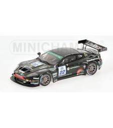 ASTON MARTIN DBRS9 -  TEAM BARWELL MOTORSPORT -  FIA GT3 RACE SPA 2006