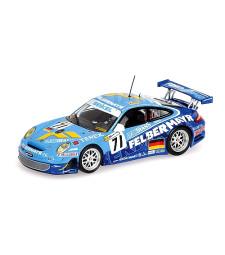 PORSCHE 911 GT3 RSR  - TEAM SEIKEL MOTORSPORT - 24H LE MANS 2007