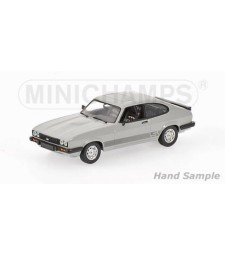 FORD CAPRI III - 1982 - GREY