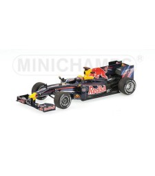 RED BULL RACING RENAULT - RB5 - MARK WEBBER - 2009