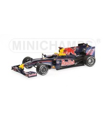 RED BULL RACING RENAULT - RB5 - MARK WEBBER - L.E. 2016 pcs.