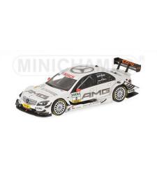 MERCEDES-BENZ C-CLASS (2009) - AMG DRIVING ACADEMY DTM 2009 L.E. 1008 pcs.