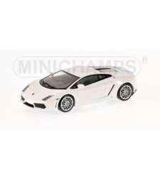 LAMBORGHINI GALLARDO LP 560-4 - 2008 - WHITE L.E. 1536 pcs.