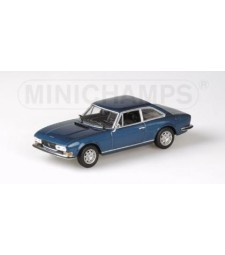 PEUGEOT 504 COUPE - 1974 - BLUE METALLIC
