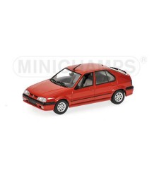 RENAULT 19 - 1992 - RED