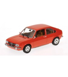 ALFA ROMEO ALFASUD - 1972 - ORANGE L.E. 1008 pcs.
