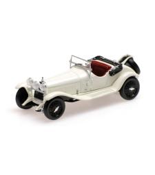 ALFA ROMEO 6C 1750 G.S. - 1930 - WHITE L.E. 1008 pcs.