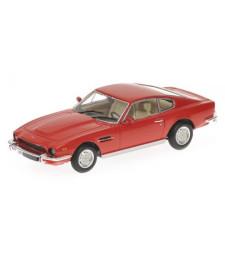 ASTON MARTIN V8 COUPE - 1987 - RED L.E. 1008 pcs.