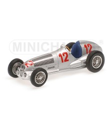 MERCEDES BENZ W 125 – RUDOLF CARACCIOLA – WINNER GERMAN GP 1937