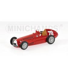 ALFA ROMEO 159 - PAUL PIETSCH - GERMAN GP 1951