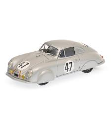 PORSCHE 356 - SAUERWEIN/BRUNET - 24H LE MANS 1951