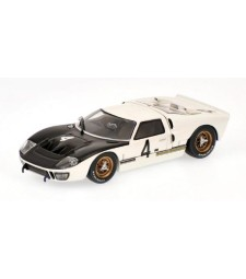 FORD GT40 MK II - WHITMORE/GARDNER - 1000KM SPA 1966 L.E. 1008 pcs.