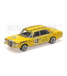 MERCEDES-BENZ 300 SEL 6.8 AMG 1972 - HANS HEYER - TEST DRIVE LE MANS