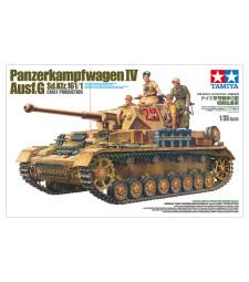 1:35 Немски среден танк Panzerkampfwagen IV Ausf. GSd.Kfz. 161/1