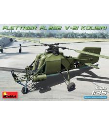 1:35 Германски хеликоптер Flettner Fl 282 V-21 Kolibri