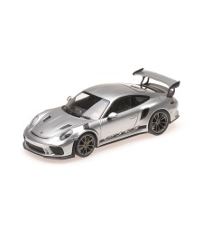 PORSCHE 911 (991.2) GT3RS – 2018 – GT-SILBERMETALLIC L.E. 402 pcs.