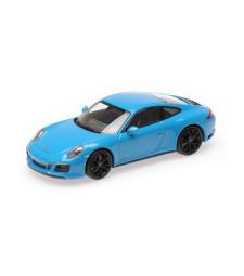 PORSCHE 911 (991.2) CARRERA 4GTS - 2017 - BLUE