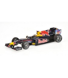 RED BULL RACING RENAULT RB6 - SEBASTIAN VETTEL - 2010