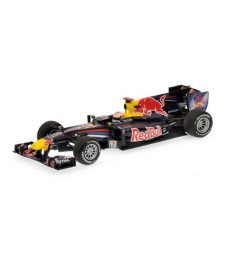 RED BULL RACING RENAULT RB6 - VETTEL - JAPANESE GP 2010 L.E. 1536 pcs.