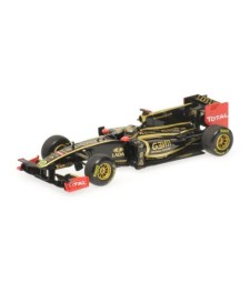 LOTUS RENAULT GP - NICK HEIDFELD - SHOWCAR 2011 L.E. 504 pcs.