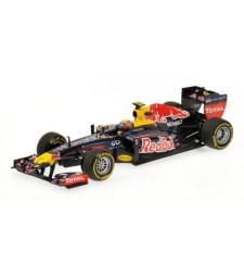 RED BULL RACING - SHOWCAR - MARK WEBBER - 2012 L.E. 1224 pcs.