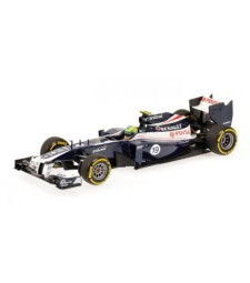 WILLIAMS RENAULT F1 TEAM - SHOWCAR - BRUNO SENNA - 2012 L.E. 720 pcs.