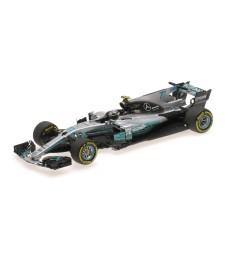 MERCEDES AMG PETRONAS FORMULA ONE TEAM F1 W08 EQ POWER+ - VALTTERI BOTTAS - AUSTRALIAN GP 2017