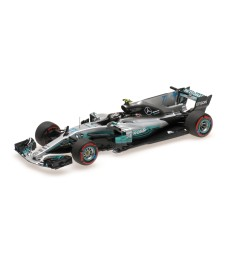 MERCEDES AMG PETRONAS FORMULA ONE TEAM F1 W08 EQ POWER+ - VALTTERI BOTTAS - 2nd MEXICAN GP 2017